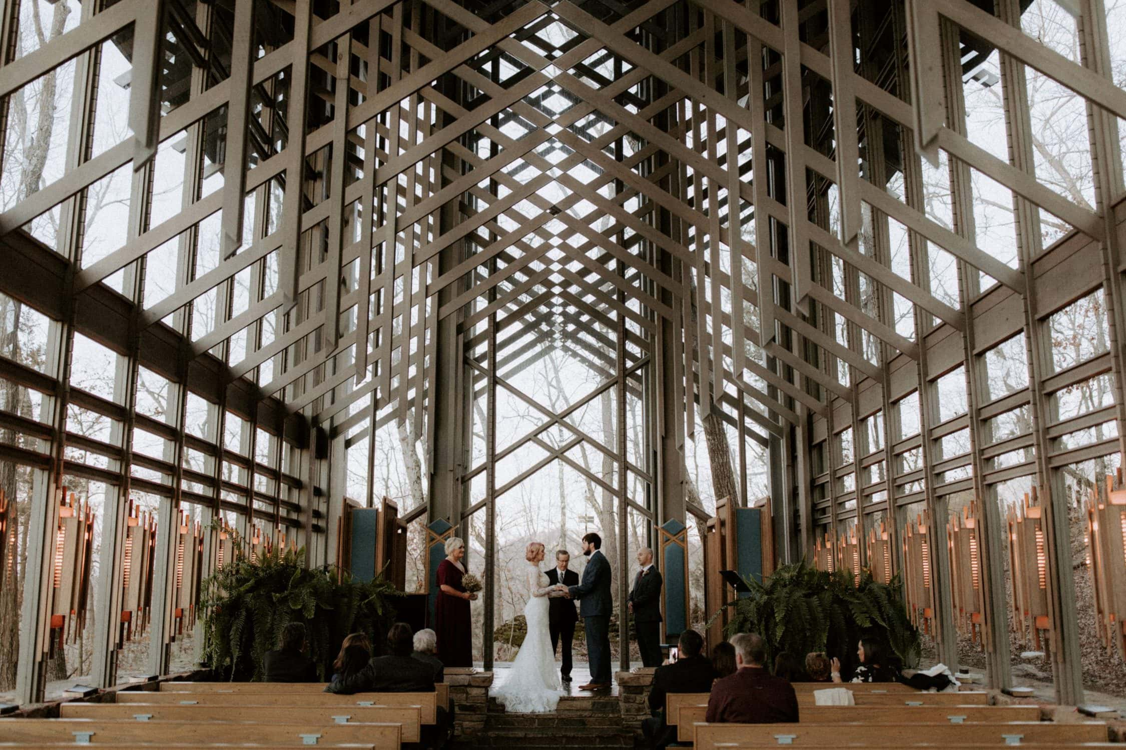 Elopement at the ThornCrown Chapel